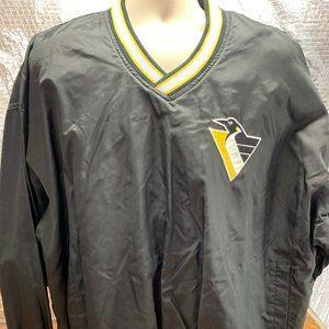 Pittsburgh Penguins Starter Jacket Pullover Jagr